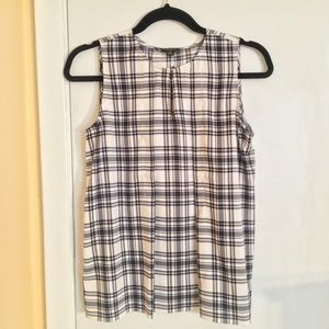 ANN TAYLOR Shell Top, Small Petite